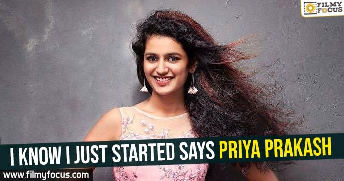 Priya Prakash, Priya Prakash Varrier, Priya Prakash Photoshoot, Actress Priya Prakash