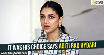 Aditi Rao Hydari, Actress Aditi Rao Hydari
