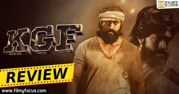 Yash, Srinidhi Shetty, KGF Movie Review, KGF Movie Telugu Review, KGF Review, Movie Review, Interview,