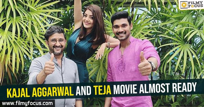 Kajal Aggarwal, Teja, Director Teja, Kajal, Bellamkonda Srinivas