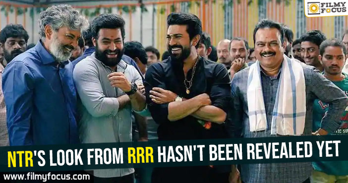 Jr. NTR, RRR Movie, Ram Charan, Rajamouli, NTR