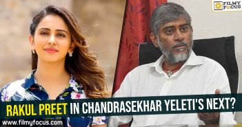 rakul-preet-in-chandrasekhar-yeletis-next