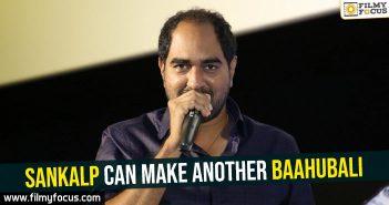Sankalp Reddy, Baahubali, Director Krish, Antariksham Movie, Antariksham 9000 kmph, Varun Tej,