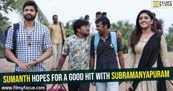 Sumanth, Subramanyapuram Movie, Eesha Rebba
