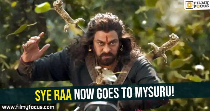 Sye Raa, Sye Raa Narasimha Reddy, Chiranjeevi, Nayantara, Surender Reddy