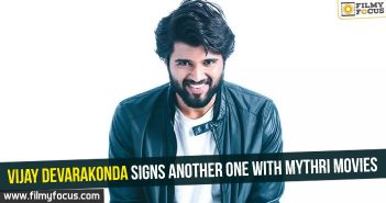 Hero Movie, Vijay Devarakonda