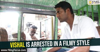 actor vishal latest news actor vishal news vishal latest news vishal actor vishal actor arrested news