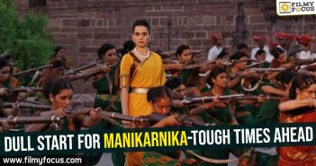 Manikarnika Movie, Kangana