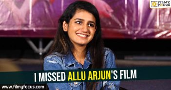 Allu Arjun, Priya Prakash Varrier, Oru Adaar Love Movie, Lovers Day Movie