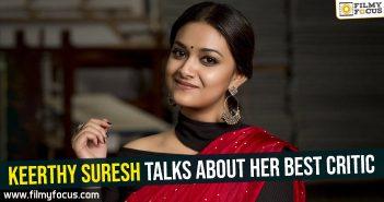 Actress Keerthy Suresh, Keerthy Suresh