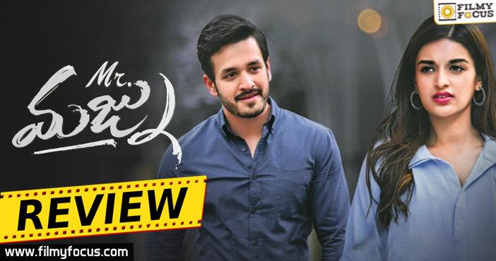 Mr. Majnu Movie Review