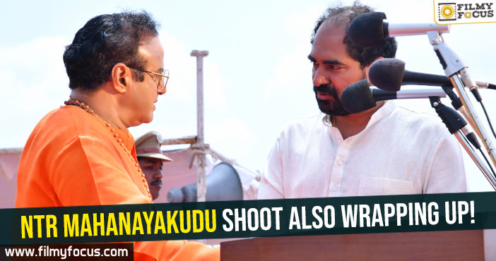 NTR Mahanayakudu Movie, NBK, Balakrishna, Balayya Babu, Krish
