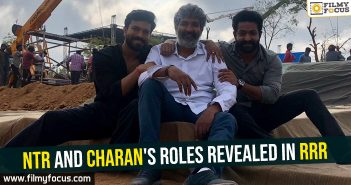 RRR Movie, Rajamouli, Ram Charan, Jr NTR, NTR