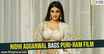 nidhi-aggarwal-bags-puri-ram-film