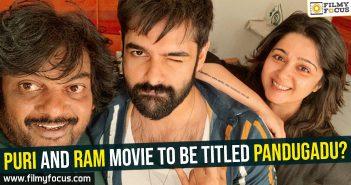 puri-and-ram-movie-to-be-titled-pandugadu