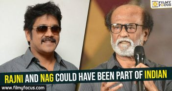 Rajnikanth, Nagarjuna, Indian 2 Movie,