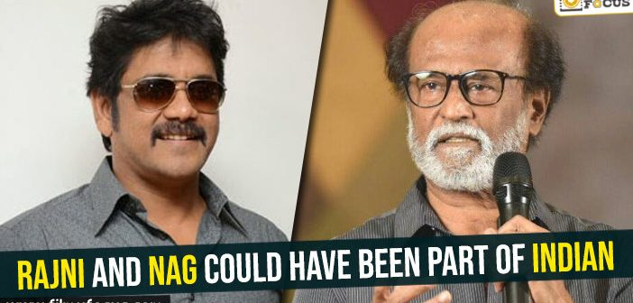 Rajni and Nag could have been part of Indian