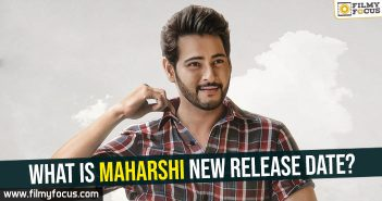 what-is-maharshi-new-release-date