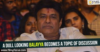 a-dull-looking-balayya-becomes-a-topic-of-discussion