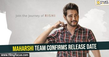 maharshi-team-confirms-release-date