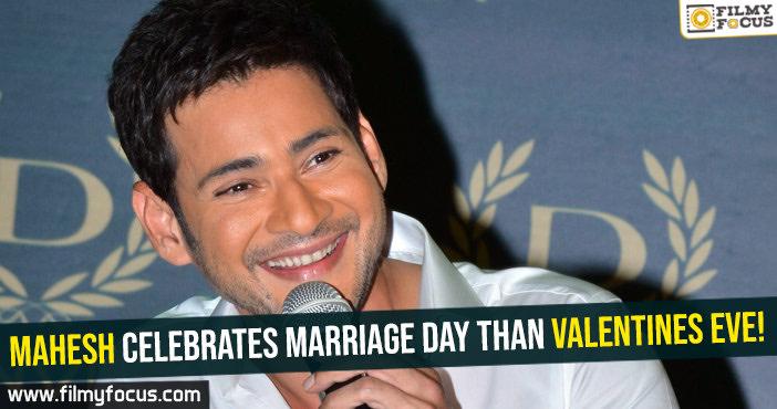 mahesh-celebrates-marriage-day-than-valentines-eve