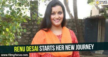renu-desai-starts-her-new-journey