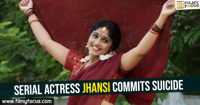 serial-actress-jhansi-commits-suicide