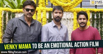 venky-mama-to-be-an-emotional-action-film