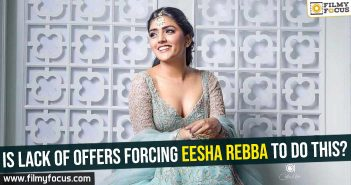 is-lack-of-offers-forcing-eesha-rebba-to-do-this