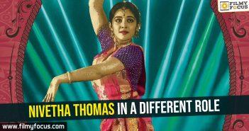 Nivetha Thomas, Actress Nivetha Thomas,