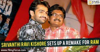 srivanthi-ravi-kishore-sets-up-a-remake-for-ram