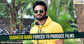sudheer-babu-forced-to-produce-films