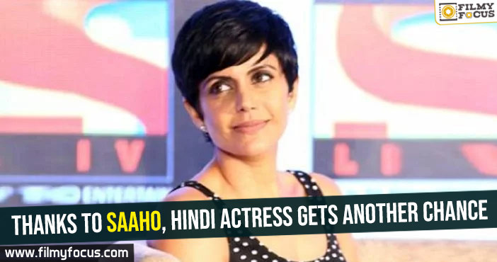 thanks-to-saaho-hindi-actress-gets-another-chance