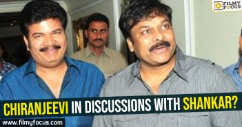 chiranjeevi-in-discussions-with-shankar