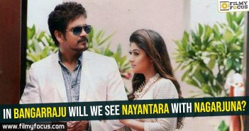 Bangarraju Movie, Nayantara,Nagarjuna,
