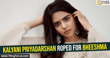 kalyani-priyadarshan-roped-for-bheeshma