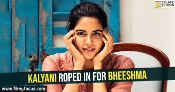 kalyani-roped-in-for-bheeshma