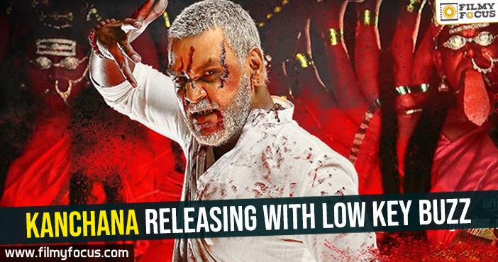 kanchana-releasing-with-low-key-buzz