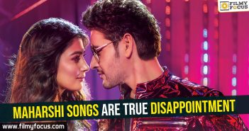 maharshi-songs-are-true-disappointment
