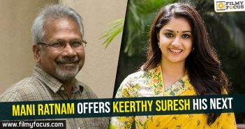 mani-ratnam-offers-keerthy-suresh-his-next