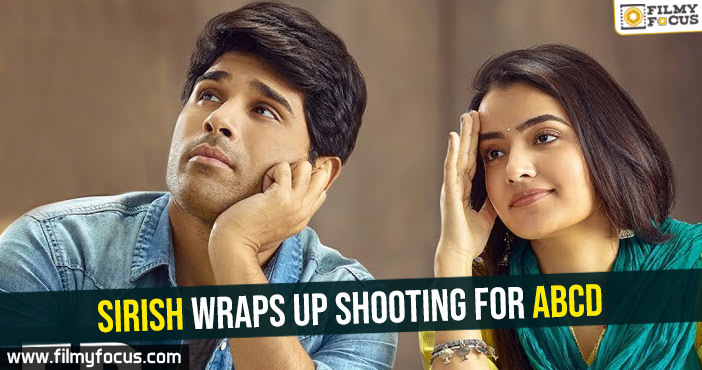sirish-wraps-up-shooting-for-abcd