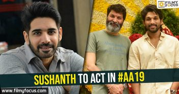 sushanth-to-act-in-aa19
