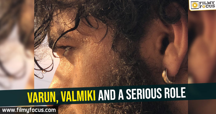 varun-valmiki-and-a-serious-role