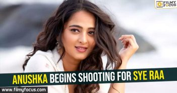anushka-begins-shooting-for-sye-raa