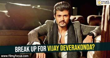 break-up-for-vijay-deverakonda