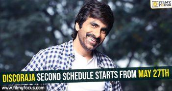 director vi anand, DiscoRaja movie, Nabha Natesh, Payal Rajput, Ram Talluri, Ravi teja