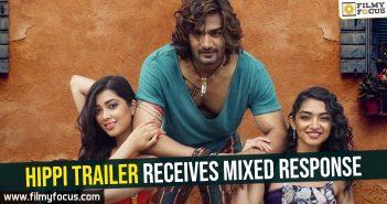 Hippi Movie, Karthikeya, Digangana Suryavanshi, Jazba Singh, TN Krishna