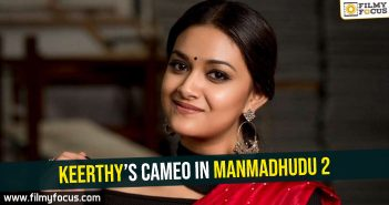 Keerthy Suresh, Nagarjuna, Rakul Preet, Manmadhudu 2 Movie