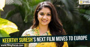 Keerthy Suresh, Actress Keerthy Suresh, Narendra Nath, 11 Movie, Mahesh S Koneru