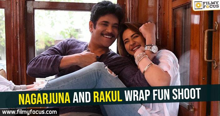 nagarjuna-and-rakul-wrap-fun-shoot-eng